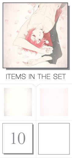 """""""petals"""" by carebear-chan ❤ liked on Polyvore featuring art, anime, naruto and sasori"""