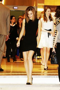 Emma Watson-Bling Ring Press Conference (May 16, 2013) Cannes