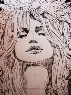 Chuck Sperry sketch