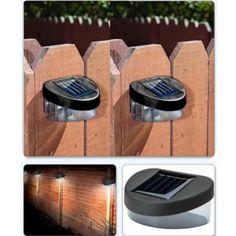 เก็บเงินปลายทาง  Solar LEDไฟโคมไฟพลังแสงอาทิตย์โคมไฟติดผนังโคมไฟรั้วสวนรั้วแสงโคมไฟติดผนังตกแต่งโคมไฟพลังงานแสงอาทิตย์2LED 3pcs  ราคาเพียง  425 บาท  เท่านั้น คุณสมบัติ มีดังนี้ ใช้พลังงานแสงอาทิตย์ เป็นมิตรกับสิ่งแวดล้อม อายุการใช้งานยาวนาน วัสดุทนทาน