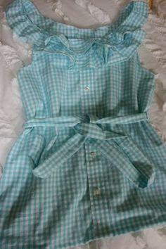 Made By Lex » Blog Archive » Ruffle Shirt Refashion Tutorial