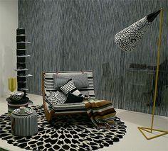 Este verano, como en primavera, el black&white sigue siendo tendencia en decoración #tendencias #decoracion #verano14