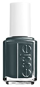 the perfect cover up by @essie - a peacock teal #fallcolors #nailpolish
