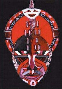 Elegua Esu Artwork by Omitola