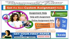 The Management Tutors is a reliable academic company offering #Custom_assignment_help, of The students can get rid of these #Assignment_writing_help, difficulties by acquiring academic help by the experts of #Need_help_with_my_assignment,which are trained and have specialization.       Visit here http://www.managementtutors.com/