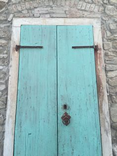 Porta turchese