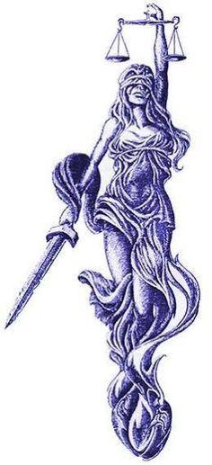 More lady justice tattoo idea Law Tattoo, Libra Tattoo, Get A Tattoo, Libra Scale Tattoo, Metallica Tattoo, Tattoo Drawings, Body Art Tattoos, Sleeve Tattoos, Justitia Tattoo