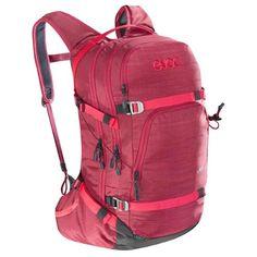 4accc3256be35 Evoc Line 28L Snow Backpack (Heather Ruby) Ruksaky, Lyžovanie