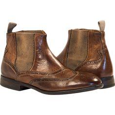 "Sarah Brown ""Moor"" Wing Tip Dip Dyed Chelsea Boot full-size #1"