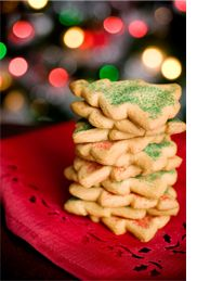 Countdown to Christmas - Recipes - Sugar Cookies | Hallmark Channel