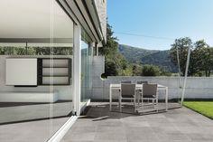 Valparaiso Beige Wood Look Tile - Lifestyle Ceramics Stone Look Tile, Wood Look Tile, Beton Design, Tile Design, Exterior Tiles, Exterior Design, Outdoor Tiles, Outdoor Decor, Aspen
