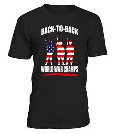 T shirt  World War Champs T-shirt  fashion trend 2018 #tshirt, #tshirtfashion, #fashion