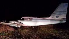 Se apropiaron de un avión, marihuana y el piloto se dio a la fuga: Aterrizó en San Antonio de Areco, despegó pero bajó a pocos kilómetros.…