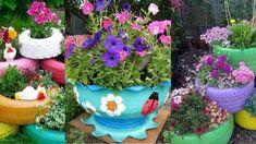 Stimulatorii naturali pentru dezvoltarea rădăcinilor plantelor. Salvați acest articol ca să nu-l pierdeți! - Floare de tei Salvia, Planter Pots, Garden, Garten, Gardening, Outdoor, Home Landscaping, Tuin, Gardens