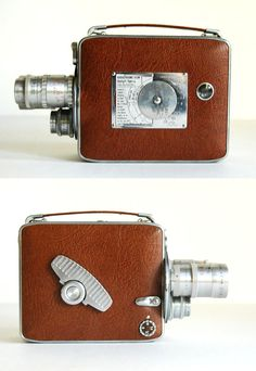 Vintage 8mm Movie Camera Keystone K45 Riviera by CalloohCallay