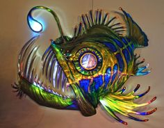 Maurice The Sea Beast Auction Items, Beast, Fish, Pisces