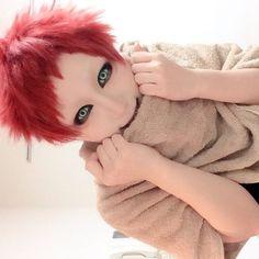 Child Gaara from Naruto