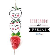 Temporada de Fresas / Condislife