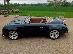 Porsche 356 speedster widebody ***solgt*** billede 11