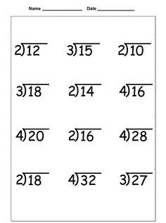 Division Worksheets for Kids. 20 Division Worksheets for Kids. Math Division Worksheets, Math Practice Worksheets, Free Printable Math Worksheets, Fractions Worksheets, 2nd Grade Worksheets, Kindergarten Math Worksheets, Coloring Worksheets, Addition Worksheets, Tracing Worksheets
