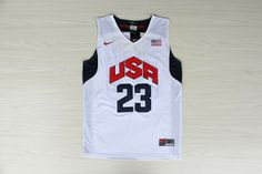 Cheap NBA Jerseys, Good Qaulity NBA Jerseys,Best NBA Jerseys,Cheap NBA Jerseys from China,China NBA Jerseys,Cheap  Free Shipping,Nike NFL Jersey Nike USA 2012 Olympic Dream Team Ten 23 Kyrie Irving White Basketball Jersey:$21