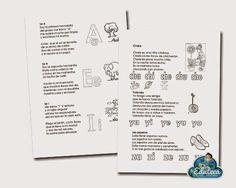 La Eduteca: RECURSOS INFANTIL | Canciones y poesías para cada una de las letras del abecedario