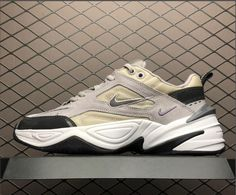 official photos 8d9ef ad1ec Nike M2K Tekno Sportswear Grey Black White Shoes In Men s Size White Shoes,  Sportswear,