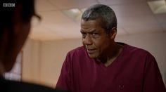 Ric Griffin - Hugh Quarshie 18.45 Holby City, Mens Tops