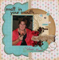 Jolanda Meurs@Bo Bunny # Sweet Tooth