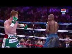"Floyd Mayweather Jr. vs. Saul ""Canelo"" Alvarez Full Fight"