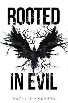 """""""Rooted in Evil"""" by Page Publishing Author Natalie Andrews! Click the cover for more information and to find out where you can purchase this great book!"""