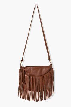 Easy Rider Fringe Bag in Brown