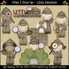When I Grow Up - Little Detective Download