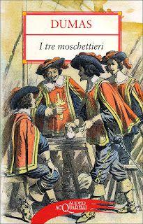 libri che passione: I tre moschettieri di  Alexandre Dumas