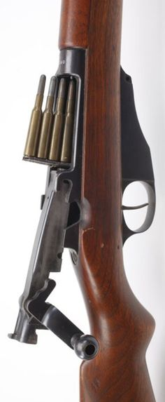 Winchester Lee Navy rifle model 1895.  http://world.guns.ru/rifle/repeating-rifle/usa/lee-navy-m195-e.html