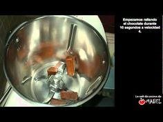 Natillas de chocolate Thermomix - Receta casera TM31 TM5