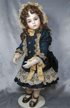 20 inch Bru Jne 11 Doll