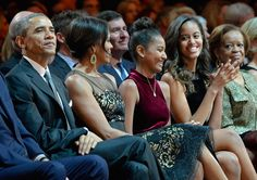 President Barack Obama and family .The First Family Christmas Cheer |