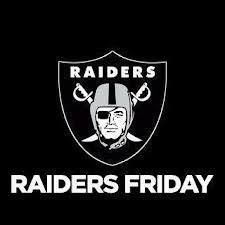 My Raiders Baby!!!!