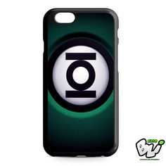 Green Lantern 2 Logo iPhone 6 Case | iPhone 6S Case