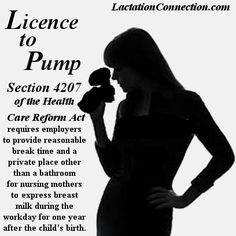 License to pump