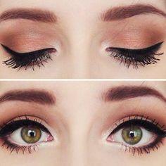 Tips to make your eyes bigger #makeup #tutorial  Make up for DDs wedding