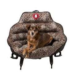 Original PupSaver Leopard Dog Car Seat Dog Carrier Purse, Leopard Dog, Dog Car Seats, Pet Carriers, Dog Bed, Small Dogs, Best Dogs, Your Pet, Pup