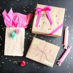 kraft & pink