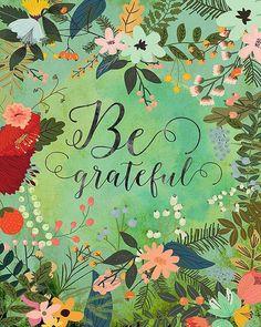 Gratitude is the best attitude. <333