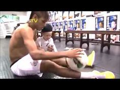 Neymar & Davi Lucca - Father To Son