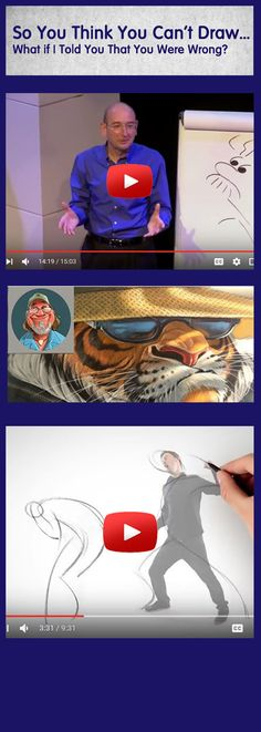 I've heard it time and again, people telling me they can't draw. Would you say the same? What if I told you that was a false belief...an illusion? Check out this post with an awesome TedTalk exercise 😁👍👉 Get out some paper and a black marker, folks! #artists #art #draw #drawings #sketches #animals #animalportraits #pencildrawings #howtodraw #illustrations #creative