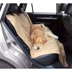 REAR SEAT COVER BACK PROTECTOR WATERPROOF Volvo XC60 D5 08-