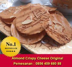 [0856 459 680 88] Almond Crispy Original, Almond Crispy Cheese Original, almond crispy surabaya, almond crispy cheese jemursari, almond crispy cheese di malang, almond crispy cheese online, almond crispy cheese harga Cheese Online, Malang, Surabaya, Best Sellers, Almond, Cookies, The Originals, Desserts, Food
