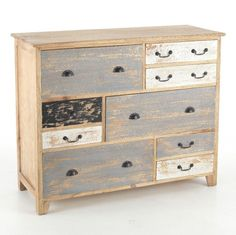 Buy Online Ancient Mariner Piccadilly Chest of Drawer at Ancient Mariner Furniture Stockist Price. CFS Offers Free Fast Delivery on Ancient Mariner Furniture all over England and Wales. Shabby Chic Furniture, Industrial Furniture, Furniture Decor, Painted Furniture, Modern Chest Of Drawers, Drawer Storage Unit, Dressers For Sale, Bedroom Drawers, Wooden Chest